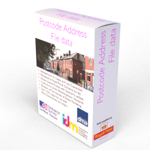 Postcode Address File